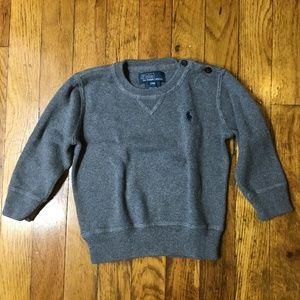 Boys Polo Ralph Lauren Long Sleeve Sweater